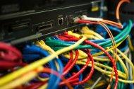 serwerownia i urządzenia sieciowe